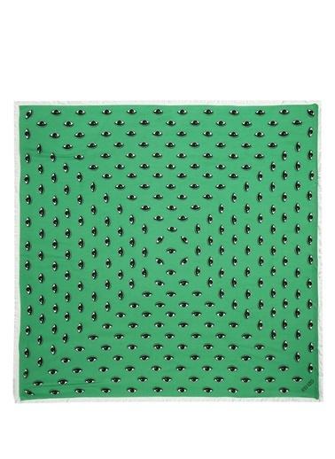 Kenzo Şal Yeşil